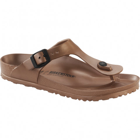 Birkenstock Gizeh EVA Copper Sandal (Narrow)
