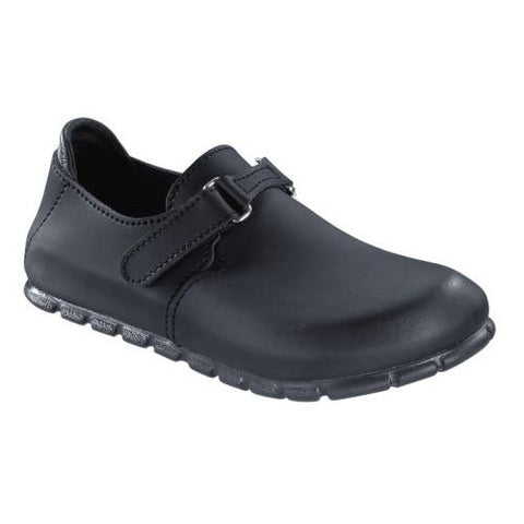 Alpro G-500 Black Leather Shoe