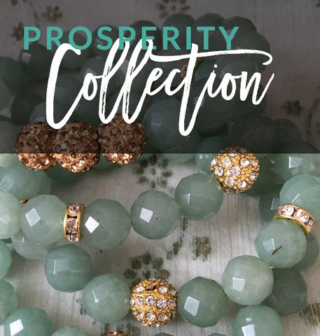 Crystals for Abundance & Prosperity Collection