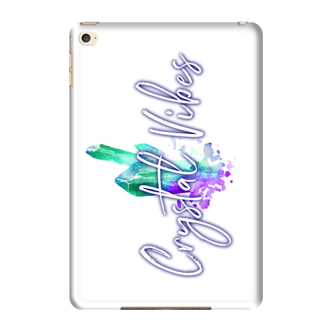 Crystal Vibes iPad Case