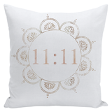 11:11 Throw Pillows