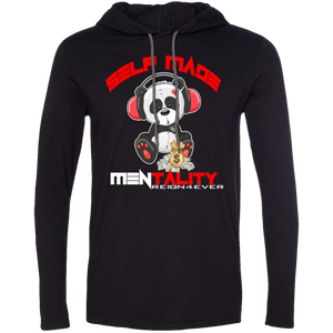 Self Made Mentality Men's T-Shirt Hoodie