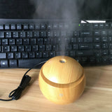 USB Air Humidifier Essential Oil Diffuser