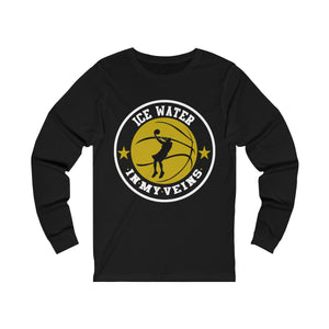 Ice Water In My Veins SPECIAL EDITION Long Sleeve Tee