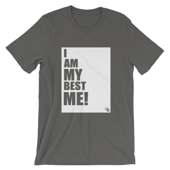 I AM MY BEST ME Tee (Unisex)