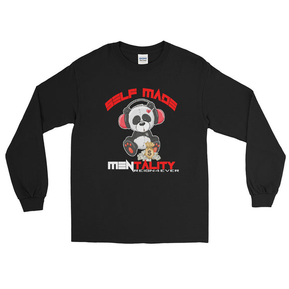 Self Made Mentality Long Sleeve T-Shirt
