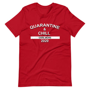 Q & CHILL Short-Sleeve Unisex Tee