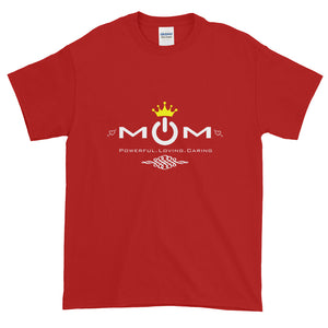 Mom Power Mother's Day Tee (plus sizes)