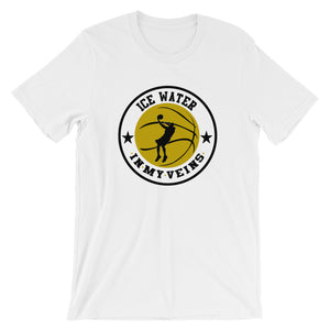 Ice Water In My Veins Short-Sleeve Unisex Knightdale Edition Tee