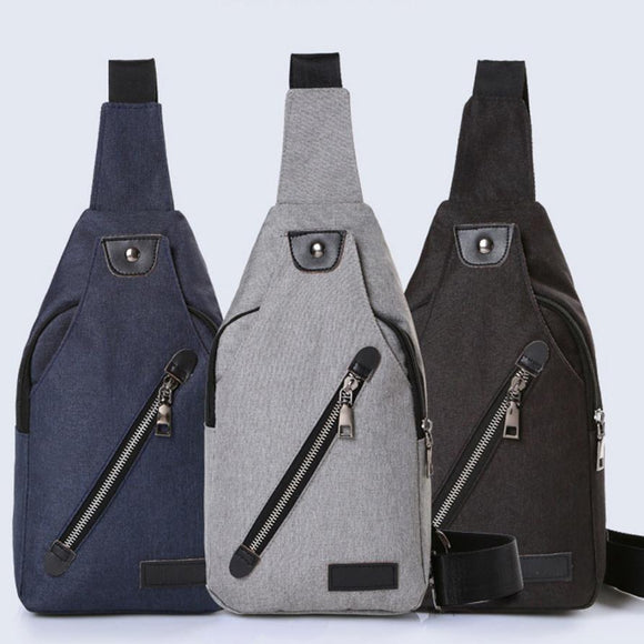Multi-layer Crossbody gym bag