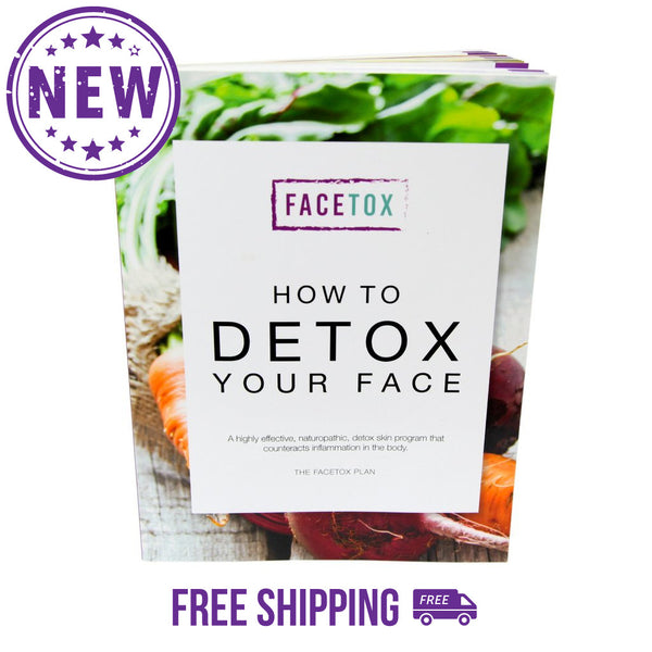 FACETOX SKIN DETOX PROGRAM | PAPERBACK BOOK - FACETOX