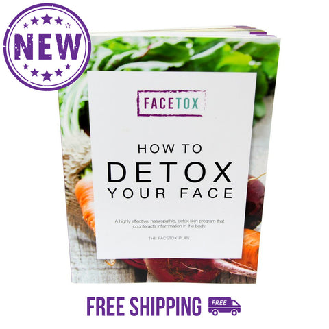 FACETOX SKIN DETOX PROGRAM | PAPERBACK BOOK