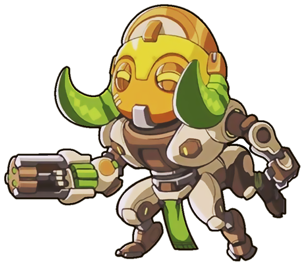Overwatch's Newest Character Orisa Now in Spray Form