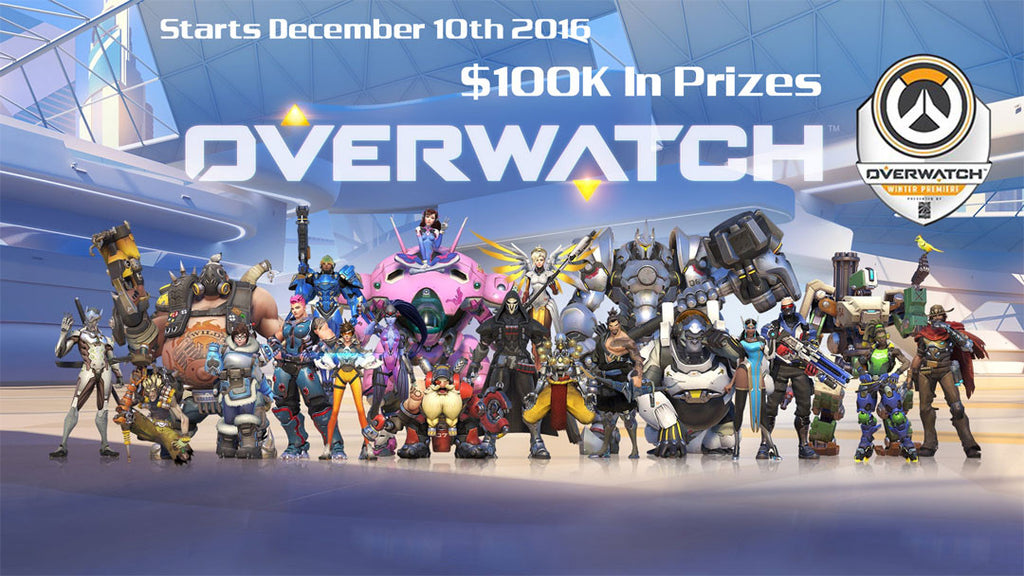 Overwatch Tournament Open To All North American Teams