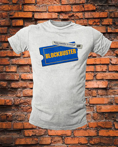 Blockbuster Vintage T Shirt