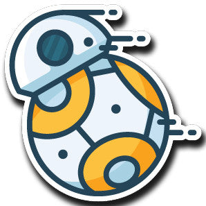 BB8 Chibi Sticker