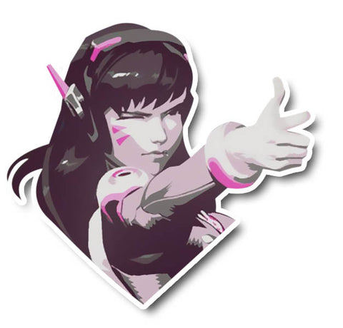 D. VA Bang Sticker