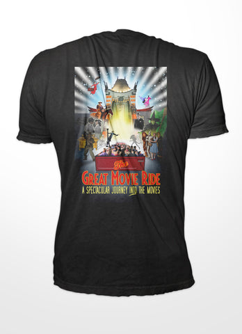 The Great Movie Ride - T-Shirt