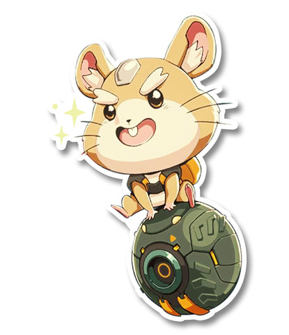 Hammond Sticker