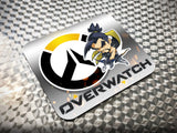 Overwatch Character Mouse Pad