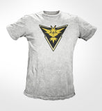 Pokemon GO Team Shirt Instinct