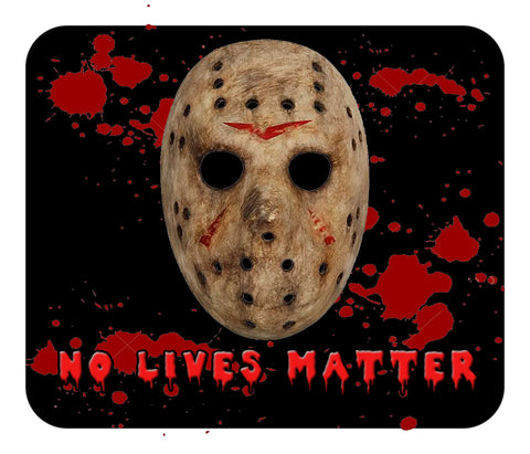 Jason Voorhees Mouse pad