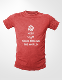 Keep Calm and Drink Around the World