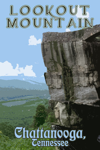 Lookout Mountain Poster