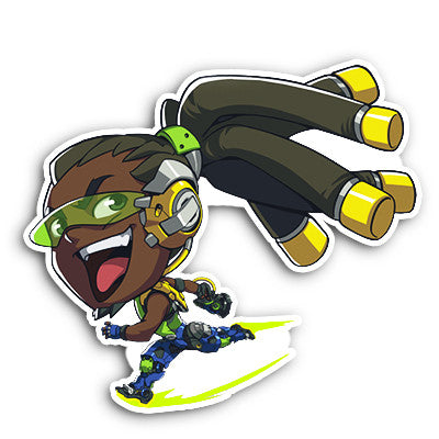 Overwatch Lucio Sticker