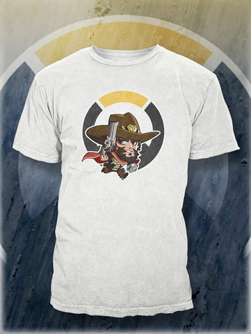 McCree Overwatch shirt