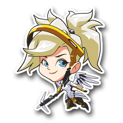 Mercy Sticker