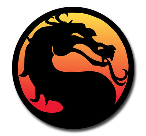 Mortal Kombat Sticker