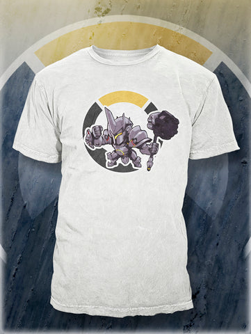 Overwatch Reinhardt shirt