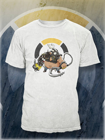 Roadhog Overwatch shirt