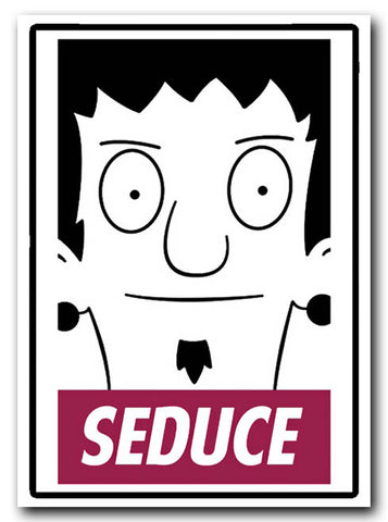 Bobs Burgers prince of persuasia Sticker - Seduce