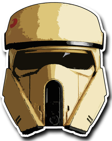Shore Trooper Sticker