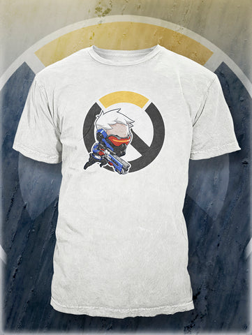 Soldier76 Overwatch shirt