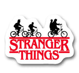 Stranger Things Sticker Collection