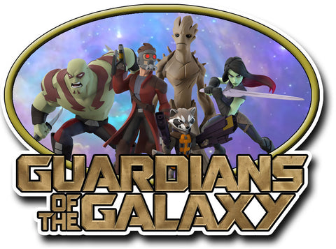 Guardians Toy Sticker