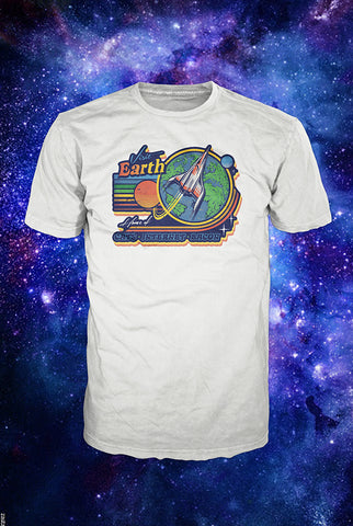 Visit Earth T Shirt