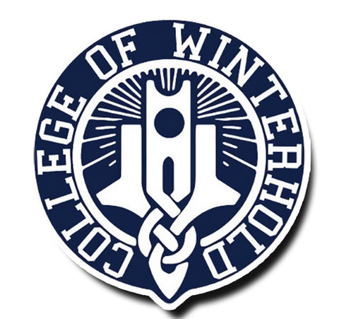 College at Winterhold Sticker