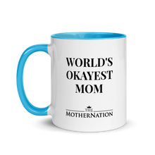 Load image into Gallery viewer, Okayest Mom Mug
