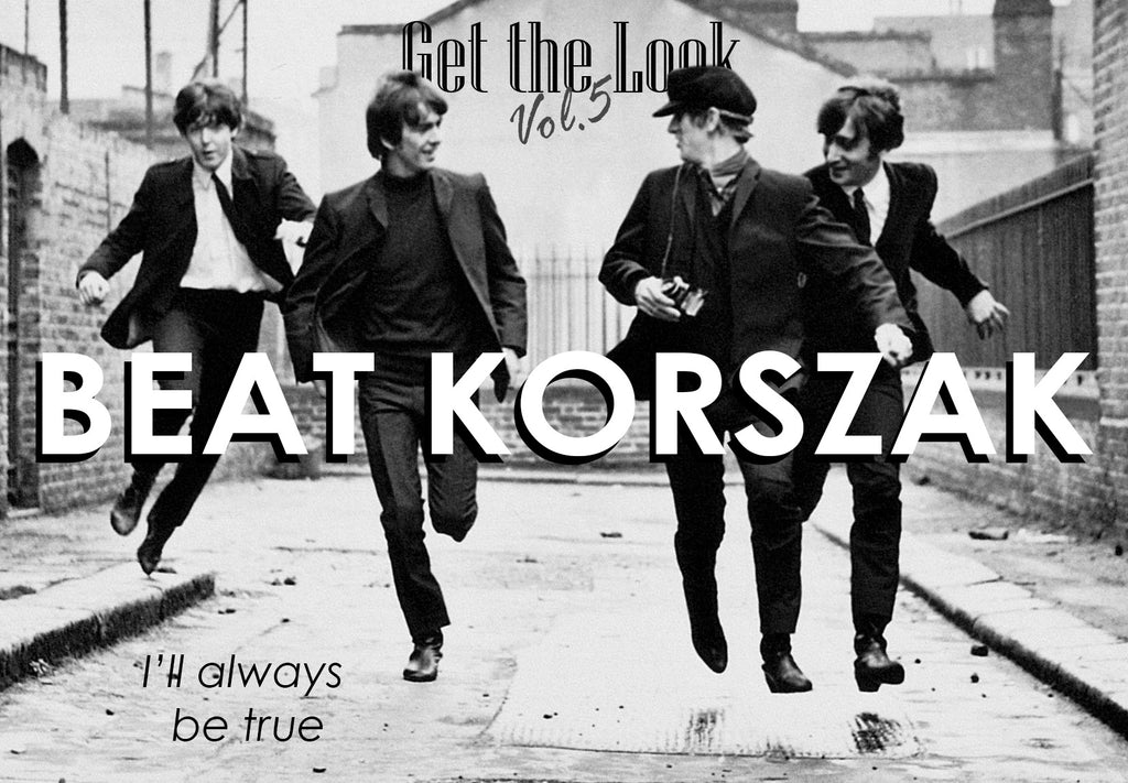Get The Look- A beatkorszak csillagai