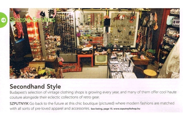 WHERE magazin - Secondhand Style