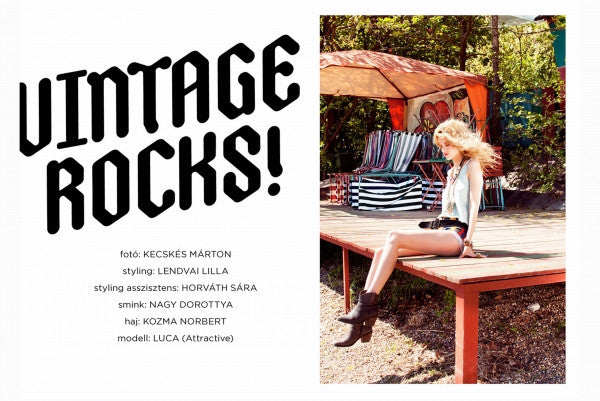 MashKulture Juicy - Vintage Rocks!