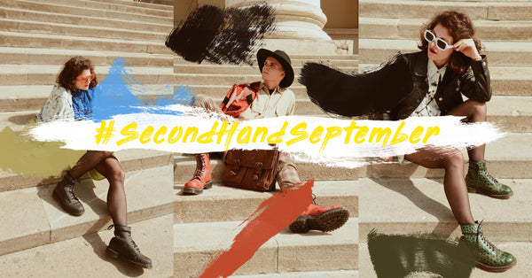 Itt a Secondhand September!