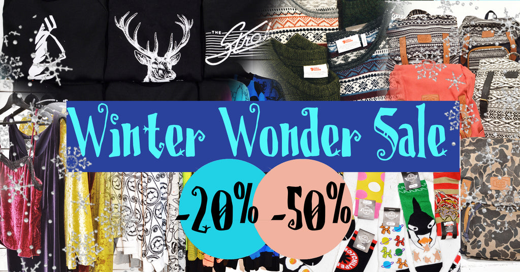 Winter Wonder Sale: szerezd be kedvenceid FÉLÁRON!