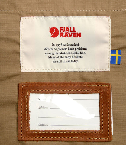 Mesmerizing monochrome - Fjallraven Kanknen No  2 Black Edition