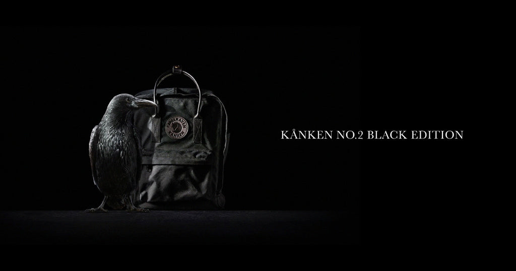 kanken, black edition, fjallraven, szputnyik, holiday ugly sweater challenge