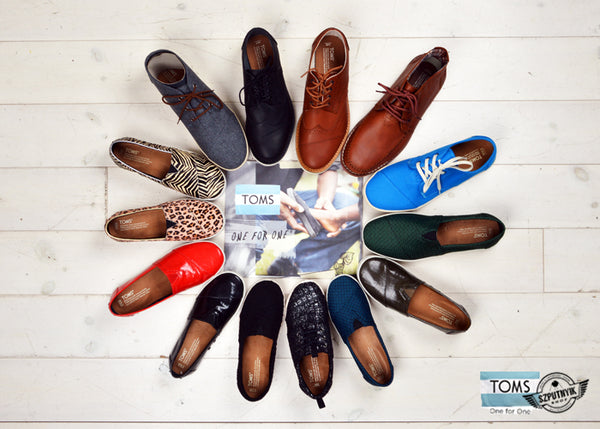 Toms 2016 AW